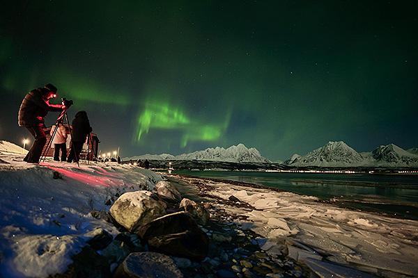 Polarlichttour 2017