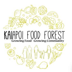 Kaiapoi Food Forest logo