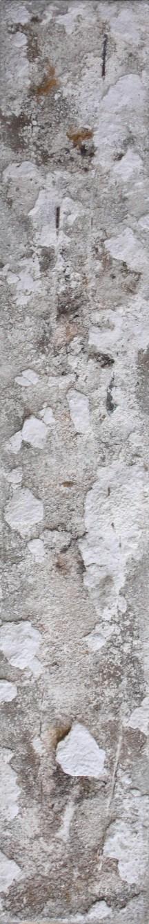 Thaw, 240x40cm - 2012 - technique mixte sur toile.