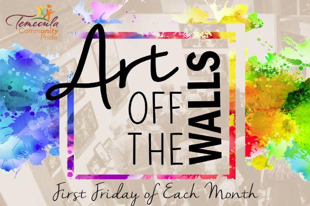 ART OFF THE WALLS