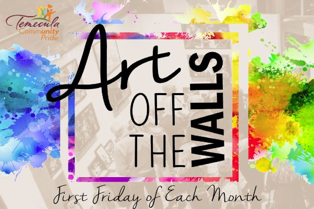 ART OFF THE WALLS