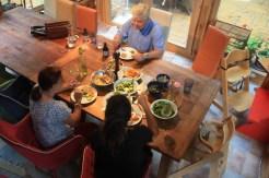 Garden feast!