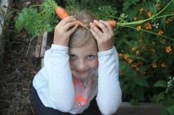 Young Gardener Amelie