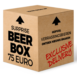 Surprise Beer Box 75 euro
