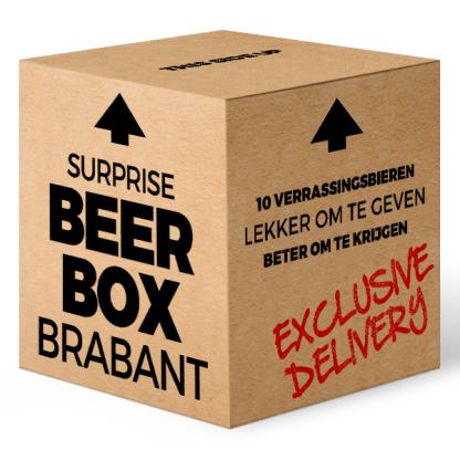 Surprise Beer Box Brabant