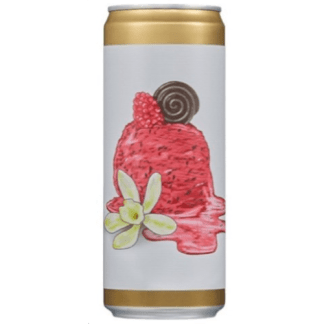 Raspberry Liquorice Vanilla Sorbet - Brewski