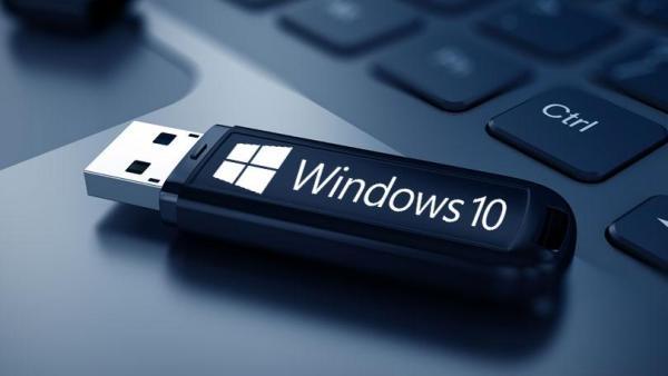 كيفية تثبيت الويندوز بإستخدام الفلاش ميموري USB flash drive