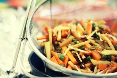 中国の家庭料理