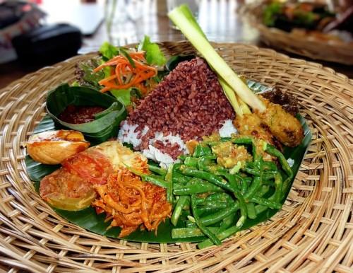 インドネシア料理はおいしい