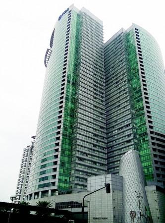 フィリピンでの海外移住、高級住宅街