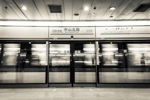 上海での病気と入院