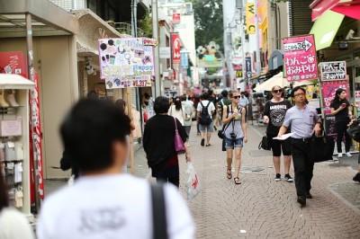 日本での仕事、中国人観光客との出会い