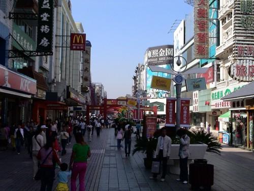 上海生活での買い物、生活必需品は10元ショップで