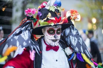 ハロウィンのパレード