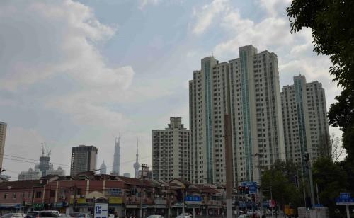 上海の物件探し