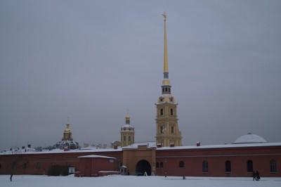 サンクトペテルブルグ、ヘンテコな国と無愛想な人々