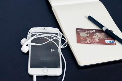 海外移住を考える際のお金の話、クレジットカードの支払いのために銀行口座は残す