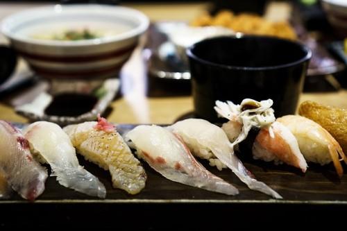 日本食はロシアでも人気、日本食レストランも多い