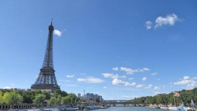 フランス、パリ、エッフェル塔