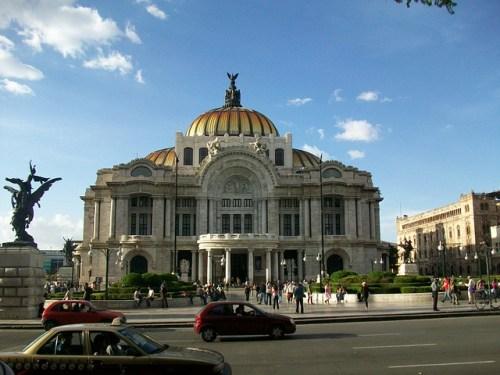 メキシコ、交通、街並み