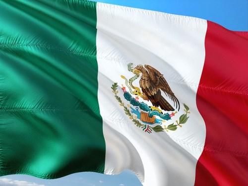 メキシコ、国旗