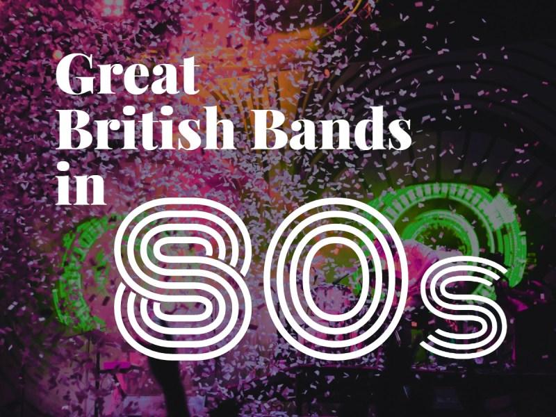 【UKロック史③】<br>ポップだけどどこか陰鬱なギターとシンセ。80年代のイギリス出身バンド