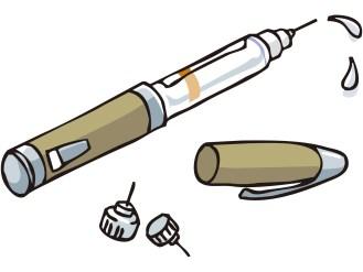 インスリン注射器