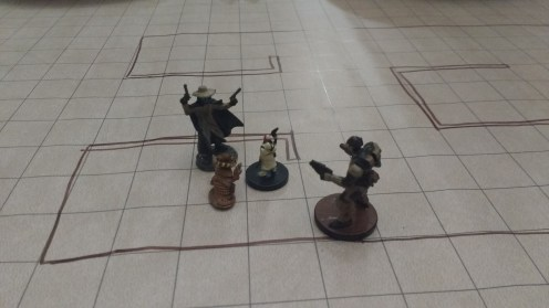 The group won out and corned the last thug. Though Bobobo escaped.