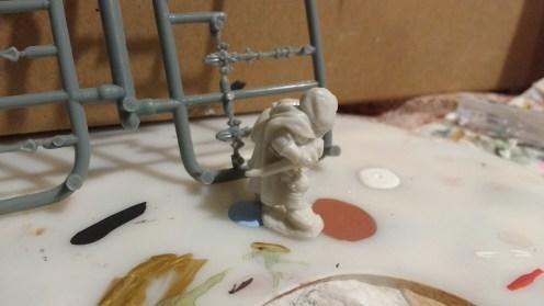 Klaus Copperthumb Dwarf Rogue before conversion