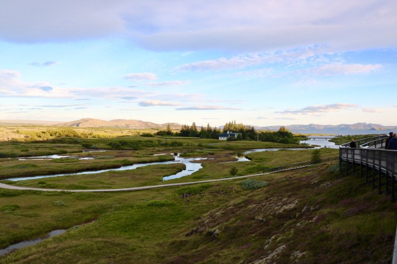 Thingvellir National Park Iceland UNESCO