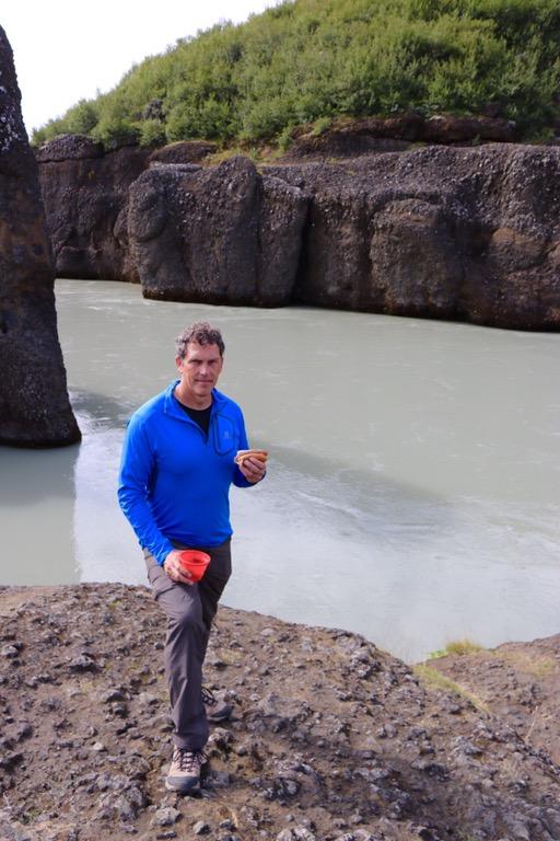 Hvítá River, Iceland