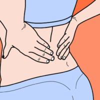 ぎっくり腰の患者さんの1症例