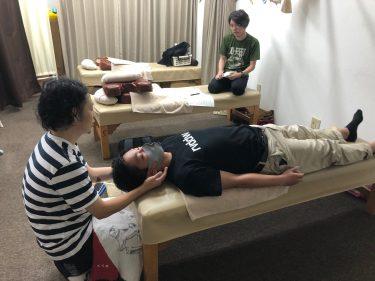 肩関節の痛みに対して【社内勉強会】