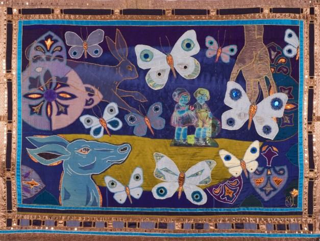 2010 Lapsuus (Childhood) 165 x 124