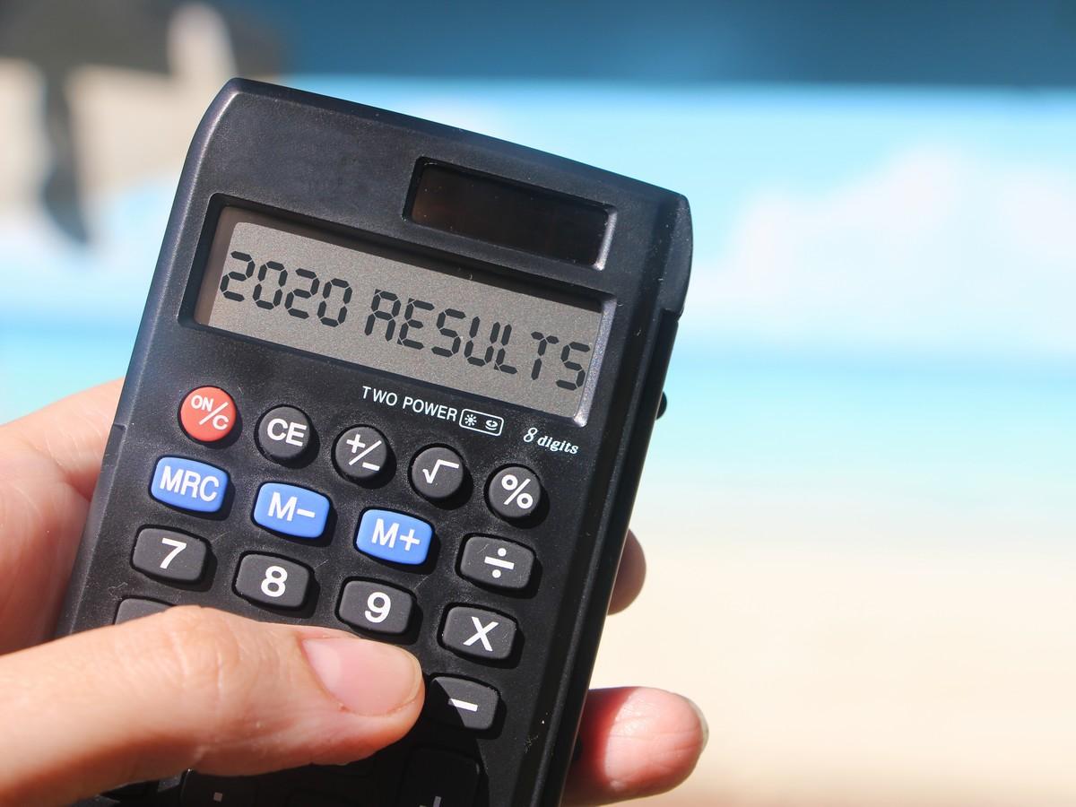 税理士試験の結果を分析