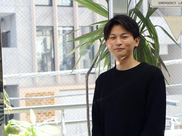 岩切さんインタビュー