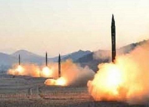 北朝鮮の弾道ミサイル発射