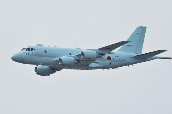 海自P-1