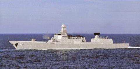055型駆逐艦
