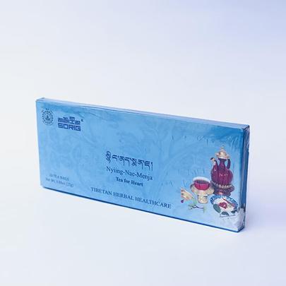 Тибетский Чай для Сердца. Nyiing Nae Menja (10 пак) Sorig