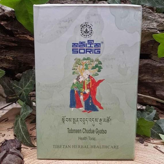 Тибетский чай для Потенции - Tobmeen Chudue Gyatso-100 g, Sorig