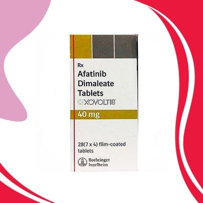 Xovoltib (Афатиниб 40 мг) Для терапии Рака Легких и Молочной Железы
