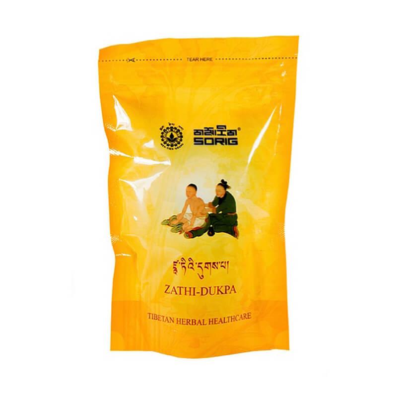 Тибетские Массаж Мешочками. Zathi Dukpa (10 пак) произв. Sorig