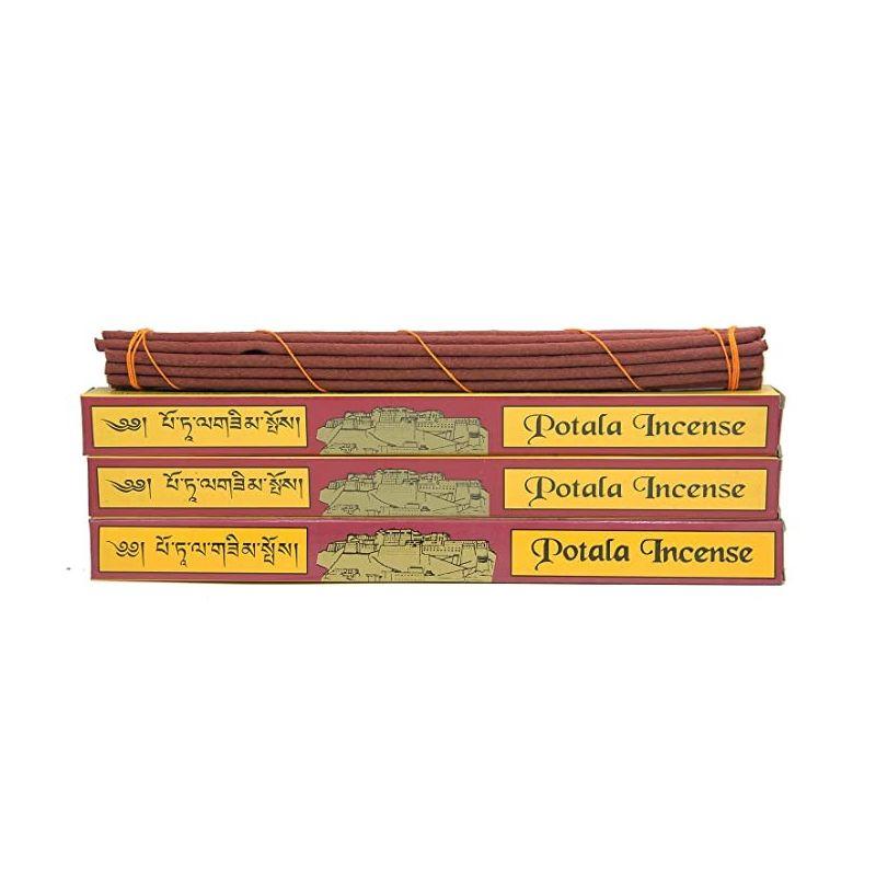 Tibestkoe Blagovonie Potala Incense