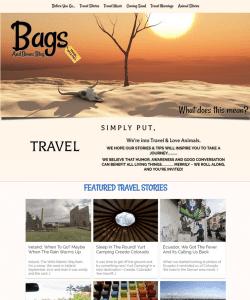 travelbagsandbones.com