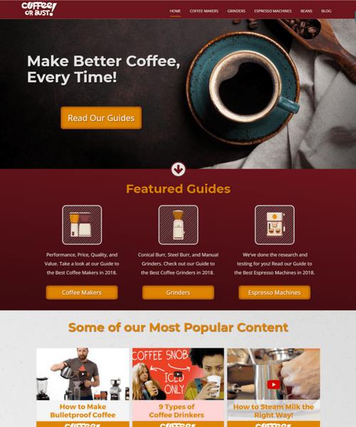 coffeeorbust.com