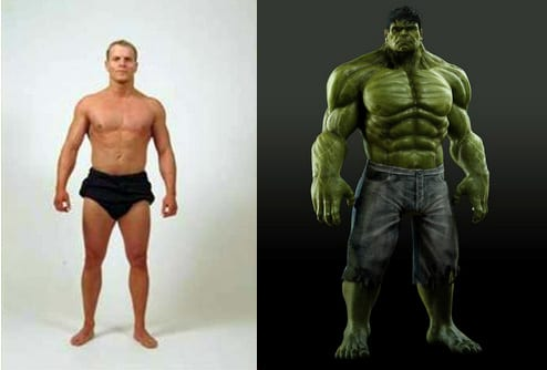 Tim Ferriss Hulk The Avengers