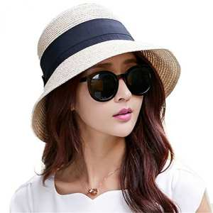 Best Womens Sun Hat for Travel - Siggi Summer