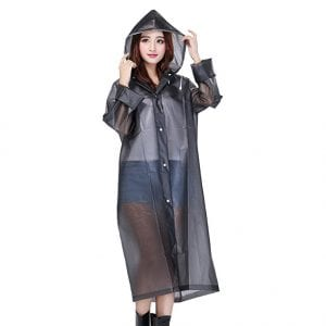 Best Rain Poncho for Travel - bestfur