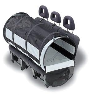 car tube cat carrier - petego